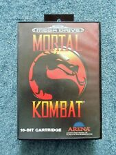Sega Megadrive MORTAL KOMBAT Arena Video Game (b)