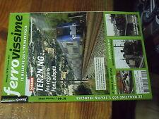 3µ? revue Ferrovissime n°46 Dossier TER2N NG / Coferna 242 TA DOLE Freyming