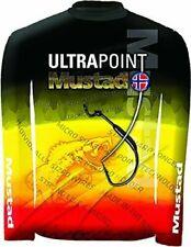 Mustad Day Perfect Fishing Shirt Tournament Upf-30 Choose Size ! Bass Colors