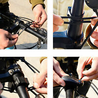 150 dB Wireless Motorcycle Bicycle Anti-Theft Alarm Vibration Remote Control