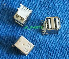 5pcs USB2.0 Dual USB Port Female Type A Connector for Computer & Peripheral