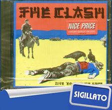 """THE CLASH """" GIVE 'EM ENOUGH ROPE"""" CD SIGILLATO 1978"""