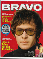 BRAVO Nr.1 vom 1.1.1971 Tremeloes, Peggy March, Manuela, Pierre Brice Beach Boys