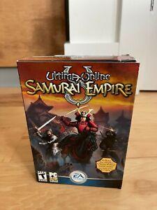 Ultima Online Samurai Empire (PC, 2004) Sealed