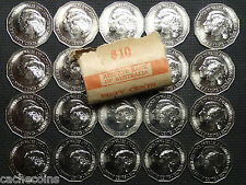 1981 Charles & Dianna 50c coin Unc x 20 coins from broken mint roll