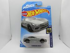 2015 Mercedes Benz AMG-GT Hot Wheels Fast and Furious 1:64 Scale Diecast Car