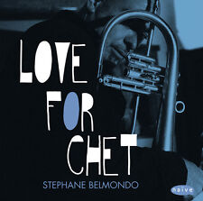 Stephane Belmondo - Love for Chet [New CD]