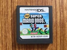 Super Mario Bros DS Nintendo DS Game, Cartridge Only! GENUINE!