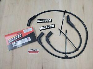 Moroso 27396 Replacement Plug Wires Harley H-D FLT FLHT FLHR FLTR 09-15