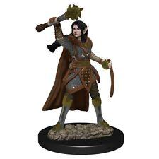 RPG Miniatures Adventurers Elf Female Cleric - Premium Figure