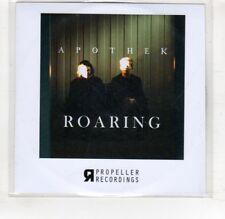 (HS817) Apothek, Roaring - 2016 DJ CD