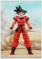 "6"" Dragon Ball Budokai Son Goku Super Saiyan Action figure Toy Demoniacal Fit"