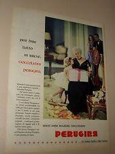 PERUGINA CIOCCOLATINI REGALO=ANNI '50=PUBBLICITA=ADVERTISING=WERBUNG=641