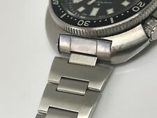 Bracelet band Seiko 6105-8110 6105-8119 H-link stainless End link diver bar 19mm
