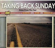 Taking Back Sunday - Notes from the Past [New CD]