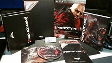 Prototype 2 Blackwatch Limited Collector's Edition items