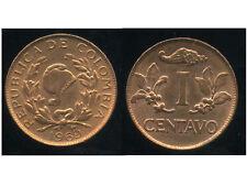 COLOMBIE 1 centavo  1969