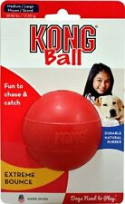 Kong Red Rubber Ball Large