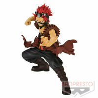 Banpresto My Hero Academia Atemberaubendes Heores Eijiro Kirishima Figur Japan