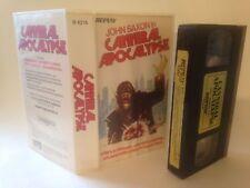 CANNIBAL APOCALYPSE VPD / REPLAY PRE CERT DPP 39 VIDEO NASTY HORROR VHS PAL *2