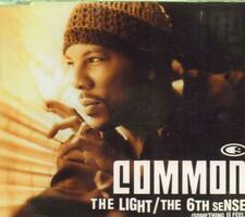 Common(CD Single)Light/6th Sense-New