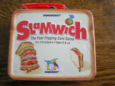 Gamewright Slamwich Collector's Ed Card Game for 2~6 Players Ages 6+ in Tin Box!