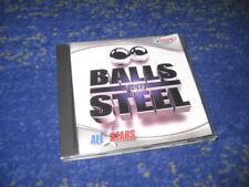 Balls of Steel PC CD rara vez 90 años él Pinball Flipper PC