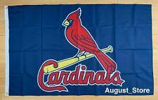 St. Louis Cardinals 3x5 ft Flag Banner MLB