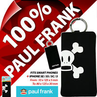 Paul Frank Phone Sock Case Cover Semi Universal Bag Mobile Smart Digital Cameras