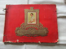 Salem Gold Film Bilder Album 1 Zigarettenbilderalbum Dresden Yenidze