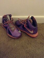 lebron shoes size 4