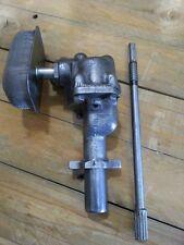 Engine Oil Pump, NOS - Part #ERR1117 s/s #RTC2554 Land Rover Series Genuine Part