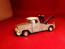 M2 1958 CHEVROLET APACHE TOW TRUCK WRECKER LIMITED EDITION RUBBER TIRES