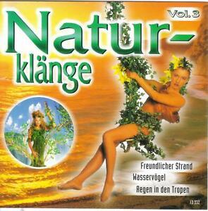 Naturklänge Vol. 3     -