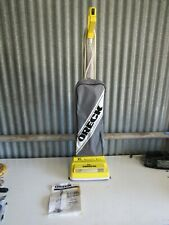 Oreck Xl Model Xl2700Rh Upright Vacuum Cleaner w/Manual Yellow Nice Condition
