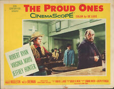 The Proud Ones (1956) 11x14 Lobby Card #7