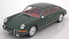 1967 Porsche 911 S Troutman / Barnes Dark Green By BoS Models LE of 1000 1/18