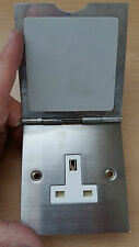 Single Floor SKT Stainless Steel Socket Electrical Socket Great Value!