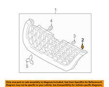 MITSUBISHI OEM 07-13 Outlander Air Cleaner Intake-Intake Duct Clip MB345544