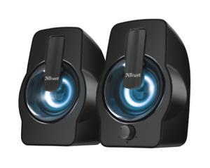 🔥 Trust Gemi 2.0 Speaker System 12W Peak Power 6 Watt USB Powered Fast Ship 🚚✅