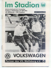 II. BL 94/95 VfL Wolfsburg - FSV Frankfurt, 02.09.1994