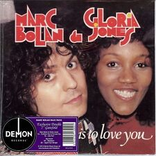 Marc Bolan & Gloria Jones, To Know You is to Love You, Maxi Pack, 2x 7""