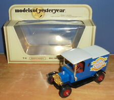 Matchbox Yesteryear Y12 Model T Ford Van Smiths Diamond Jubilee Code 3 Model