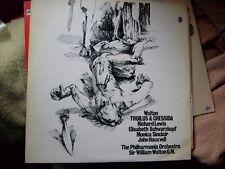 """SIR WILLIAM WALTON uk  LP Record  """"SCENES FROM TROILUS & CRESSIDA.."""