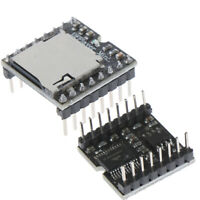 TF card U disk mini MP3 player decoder audio voice module for Arduino DF pla~id