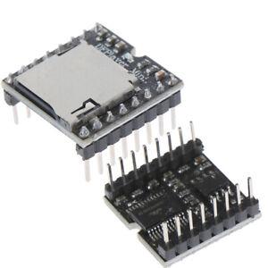 TF-Karte U-Disk Mini-MP3-Player-Decoder Audio-Sprachmodul für Arduino DF-PlR_H1