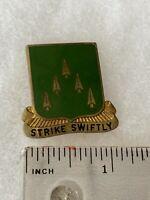 Authentic US Army 70th Tank Battalion DI DUI Unit Crest Insignia E-23
