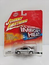 Johnny Lightning Import Heat Nissan Skyline Custom Silver 1/64