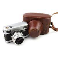 Carl Zeiss Werra Mat Camera with Jena Tessar 50mm f/2.8 Lens