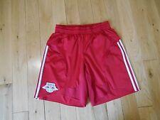 Adidas 2007 NEW YORK RED BULL MLS Soccer Shorts Mens Medium Clima 365